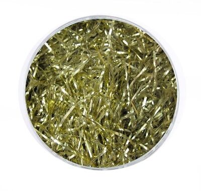 3KG Shiny Gold Shredded Foil - Hamper Shred Packaging