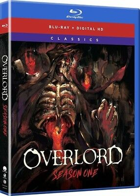 Overlord: Season One - Classic [New Blu-ray] 2 Pack, Slipsleeve Packaging, Sna