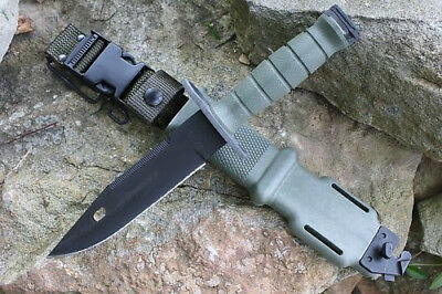Ontario M9 U.S. MILITARY COMBAT / FIGHTING KNIFE NEW WITHOUT BOX