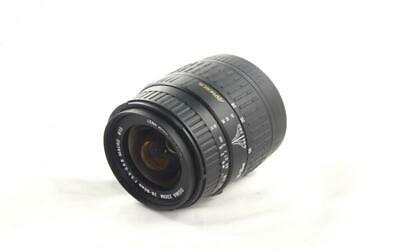 Sigma 28-80mm Canon EF-Mount Auto Focus Zoom Lens -Very Good