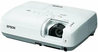 Epson PowerLite S6 Multimedia Projector (V11H283420)- Lamp Hours: Unknown