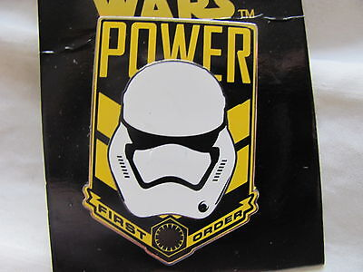 Disney Trading Pins 111127 Star Wars The Force Awakens - Storm Trooper - Power F