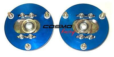 Racing Adjustable Front Camber Plate BMW E36 318/320/323/325/328/M3/Z3 Coilover
