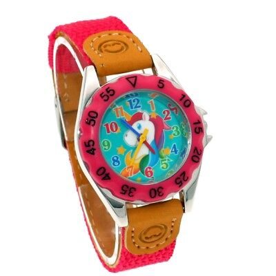 High Quality Kids Unicorn Watch Fashion Fabric Boy Girls Quartz Wristwatch U85AO