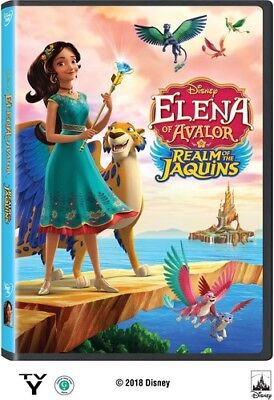 Elena Of Avalor: Realm Of The Jaquins [New DVD] Dolby, Dubbed, Subtitled