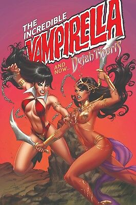 Vampirella Dejah Thoris #1 Rich EXC Hulk #181 First Wolverine Homage