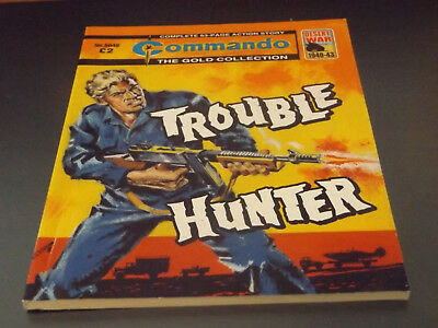 Commando War Comic Number 5048!!,2017 Issue,v Good For Age,01 Year Old,v Rare.
