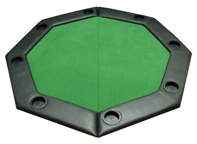 JP Commerce Padded Octagon Folding Poker Table Cover