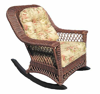 Enjoyable Bay Isle Home Rosado Rocking Chair 649 99 Picclick Caraccident5 Cool Chair Designs And Ideas Caraccident5Info