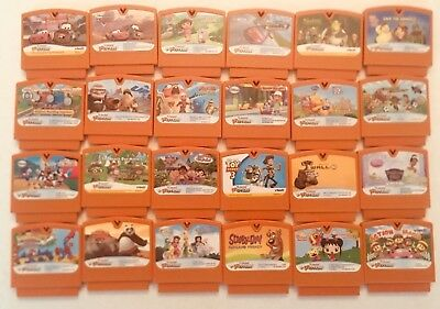 VSmile Motion Vtech Learning Games Buy 4 Get One Free You Pick & Free Shipping!!