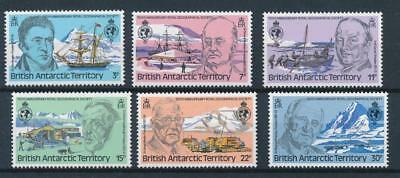 [77328] British Antarctic Territory 1977/80 good set Very Fine MNH stamps