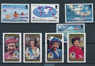 [77339] British Antarctic Territory good lot Very Fine MNH stamps