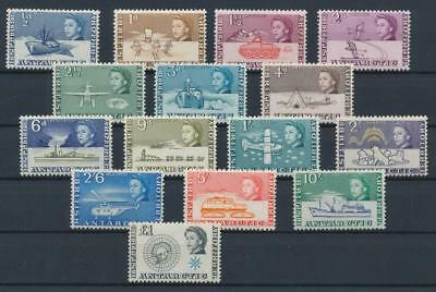 [G77176] British Antarctic Territory 1963 good set Very Fine MNH stamps