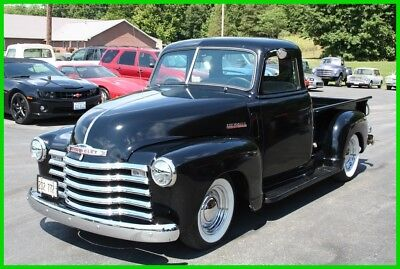 Chevrolet 3100  1948 CHEVROLET 3100 5 WINDOW PICKUP 350 5 SPEED AIR