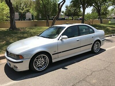 2000 BMW M5  2000 BMW M5 e39 V8 6 Speed Tons of maint done!