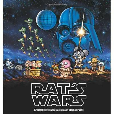 Rat's Wars: A Pearls Before Swine Collection - Paperback NEW Stephan Pastis 2013
