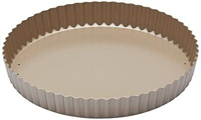 Paul Hollywood por Kitchencraft Antiadherente Estriado Tart (25 cm/10 inch)