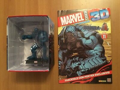 MARVEL HEROES 3D SPECIALE EXTRA 11 BOMBA-A Statua Fascicol Poster CENTAURIA