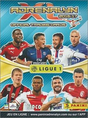 Angers - Carte Panini Adrenalyn Xl Foot 2016 / 2017 - Ligue 1 - France