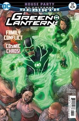 Green Lanterns #32 (NM)`17 Humphries/ Godlewski (Cover A)