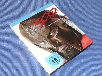 300 - The Ultimate Experience -  edles Mediabook - TOP BLURAY !!!