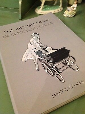 Prams Mailcarts Bassinets Jack Hampshire; 40th Anniversary Heritage Edition