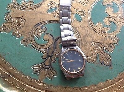 MC water resisted Quarz, Herren Armbanduhr ~ Vintage ~