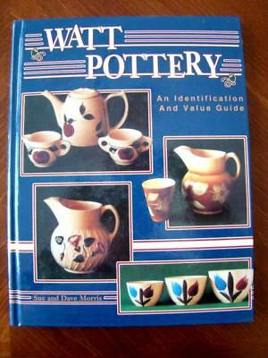 1993 WATT POTTERY An Identification & Value Guide Book, By Sue & Dave Morris