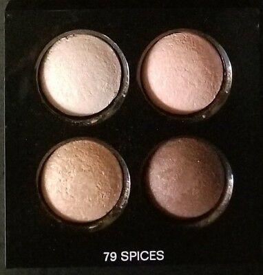 Chanel Les 4 Ombres Quadra Eye Shadow 79 Spices Full Size New