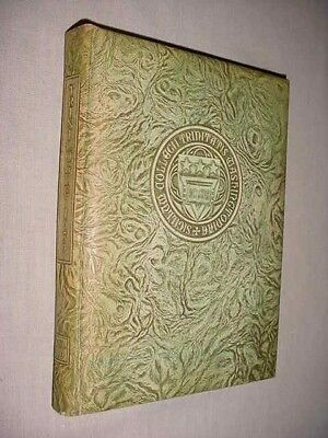 Yearbook, 1950 Trinilogue Trinity College Washington DC Catholic Womens School