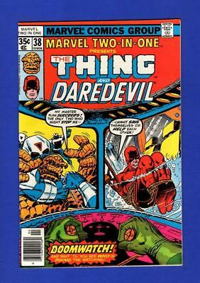 Marvel Two-In-One #38 Nm+ 9.6/9.8 High Grade Bronze Age Marvel Comic