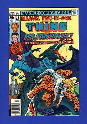 Marvel Two-In-One #36 Nm 9.4/9.6 High Grade Bronze Age Marvel Comic