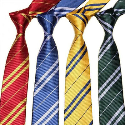 1pc Cosplay Costume Accessory Necktie College Style Tie For Harry Potter ZM.