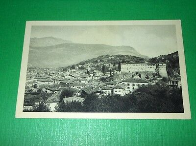 Cartolina Rovereto - Panorama 1935 ca