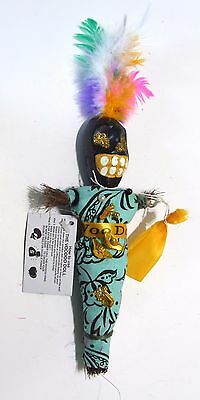 Voodoo Doll A-35 Power REVENGE Hurt Force Curse New Orleans Bayou Spell Magic