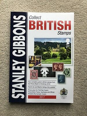 Stanley Gibbons  - Collect British Stamps Catalogue 2017