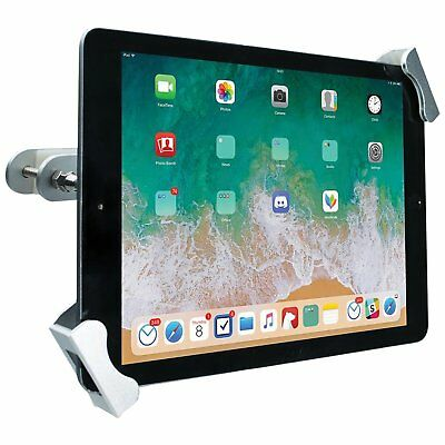 CTA Digital Car Headrest Security Ipad/Tablet Mounting System
