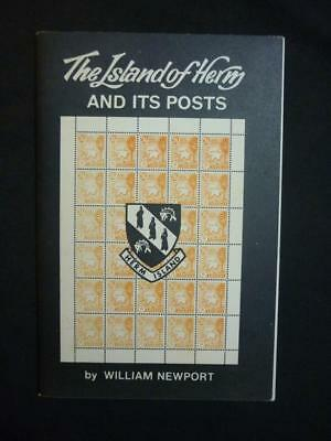 THE ISLAND OF HERM AND ITS POSTS by WILLIAM NEWPORT