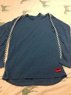 Mens Helly Hansen Thermal Layering Top M