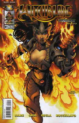 Witchblade #91 (NM)`05 Marz/ Choi