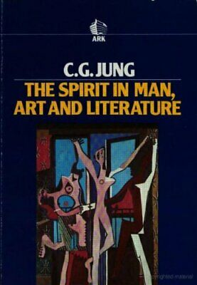 The Spirit in Man, Art and Literature by C.G. Jung Paperback Book The Cheap Fast