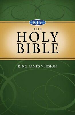 KJV The Holy Bible Paperback (Ki... by Barbour Publishing,  Paperback / softback