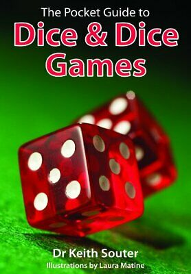 The Pocket Guide to Dice and Dice Games by Keith Souter Book The Cheap Fast Free