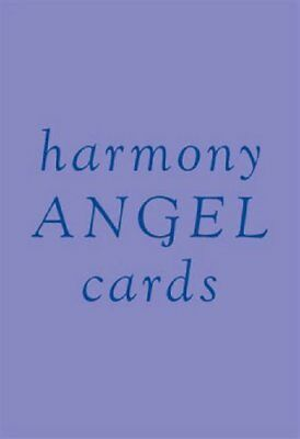 Harmony Angel Cards: How to Lay Out and Interpret the Cards-Angela McGerr