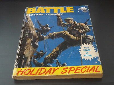 BATTLE PICTURE LIBRARY NO HOL SP,dated 1990!,GOOD FOR AGE,VERY RARE,28 yrs old.