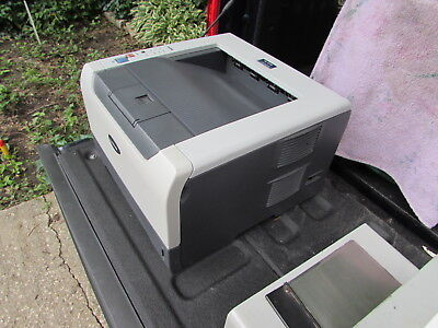 Brother HL-5240 Laser Printer 30ppm 120vac 2007-model ser#U61443G7J173011 USED