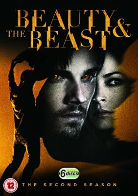Beauty And The Beast - Season 2 [DVD] -  CD LEVG The Fast Free Shipping