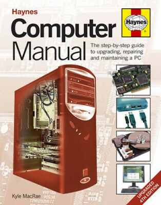 Haynes 4Th Edition Pc Computer Maintenance Service Manual H4440 Guide