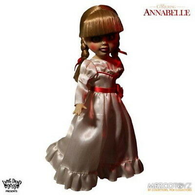 LIVING DEAD DOLLS Puppe ANNABELLE The Conjuring 25cm NEU+OVP Mezco Toys