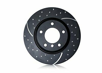 EBC Brakes GD7385 3GD Series Dimpled and Slotted Sport Rotor